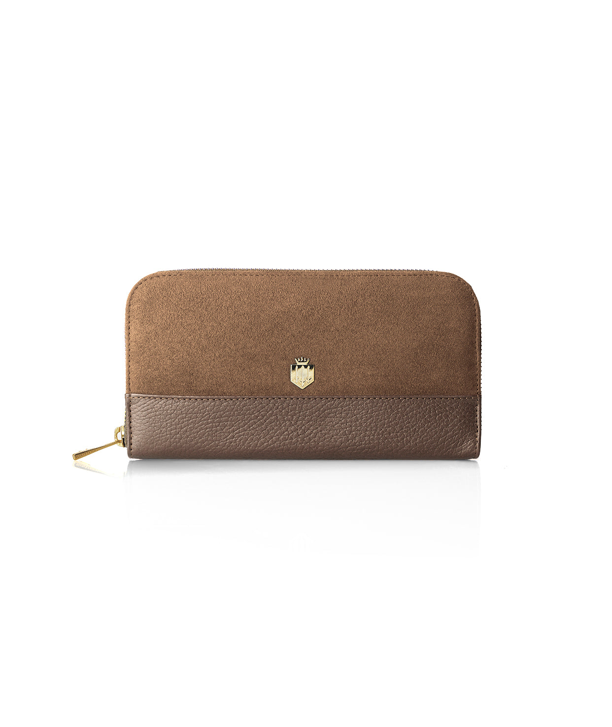 Fairfax and Favor Salisbury Purse for Ladies in Tan