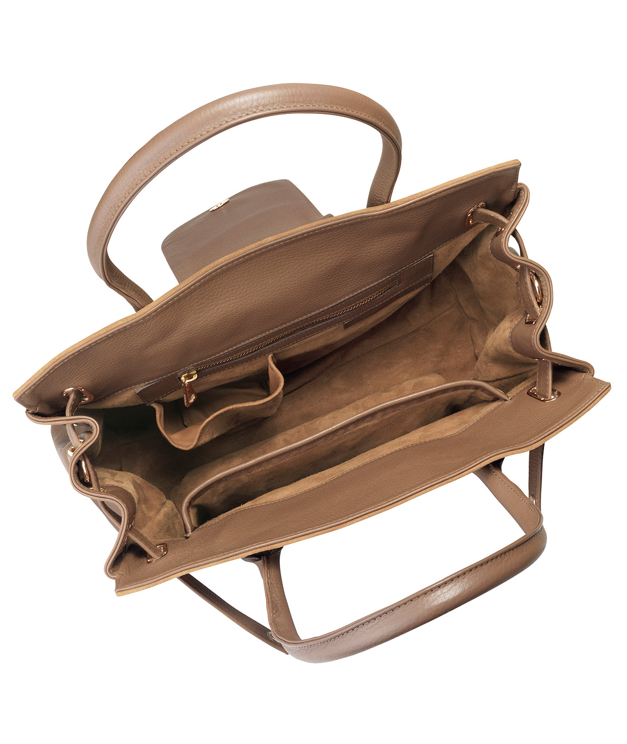 Fairfax and Favor Windsor Handbag for Ladies in Tan