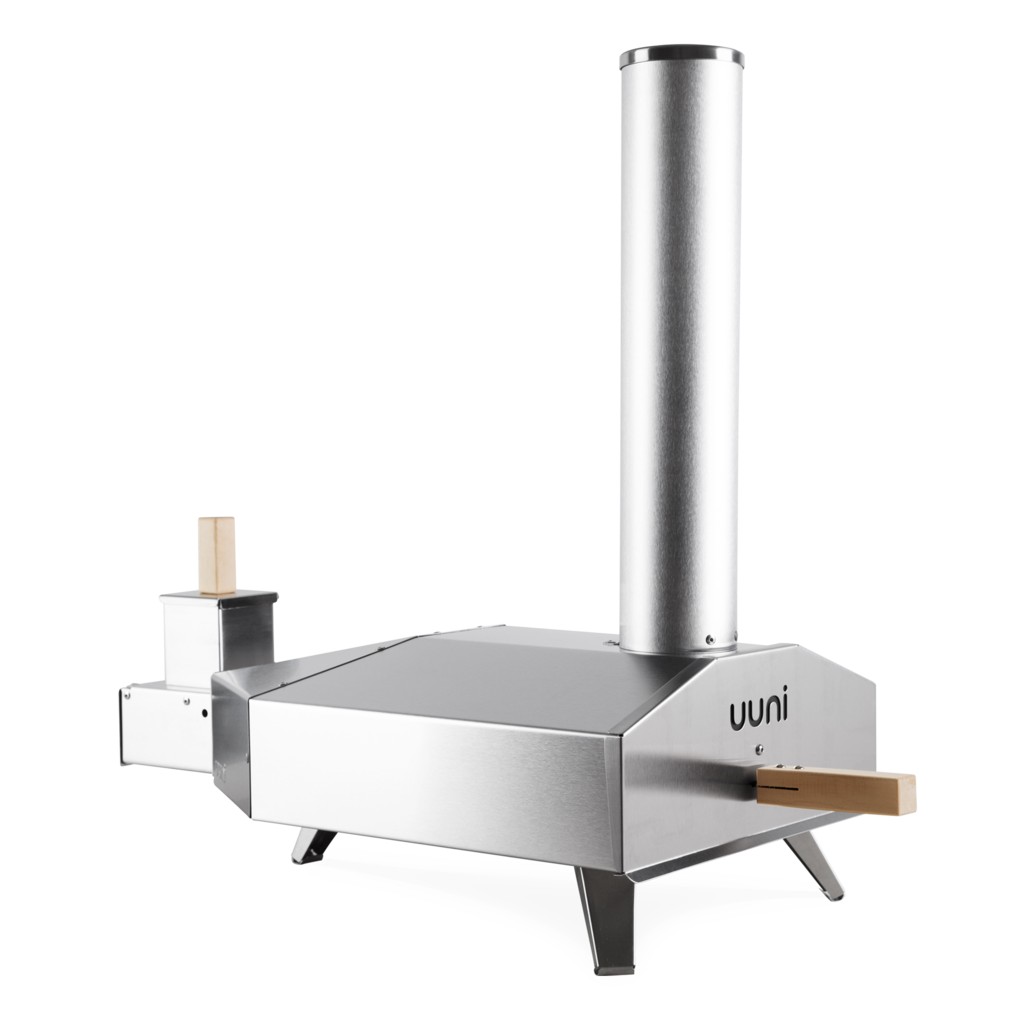 Ooni 3 Pizza Oven in Stainless Steel