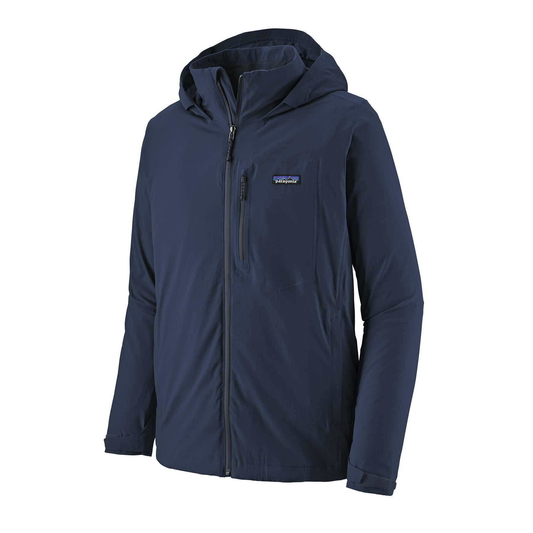 Patagonia Quandary Waterproof Jacket for Men in Neo Navy