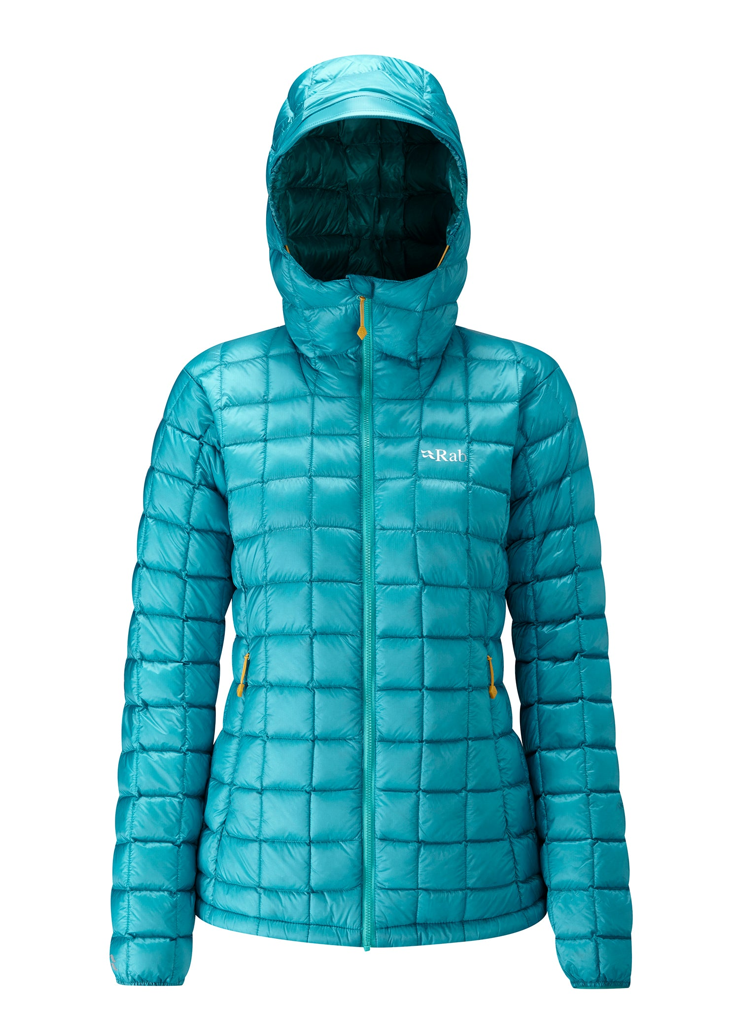 Rab Continuum Lightweight Jacket for Ladies in Seaglass /Serenity
