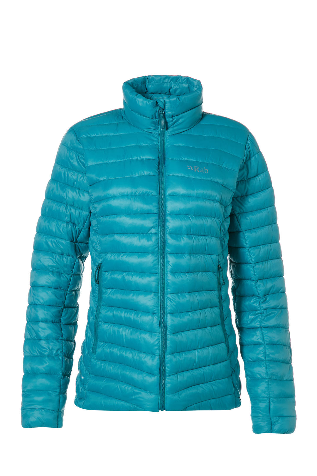 Rab Microlight Jacket for Ladies in Serenity / Atlantis
