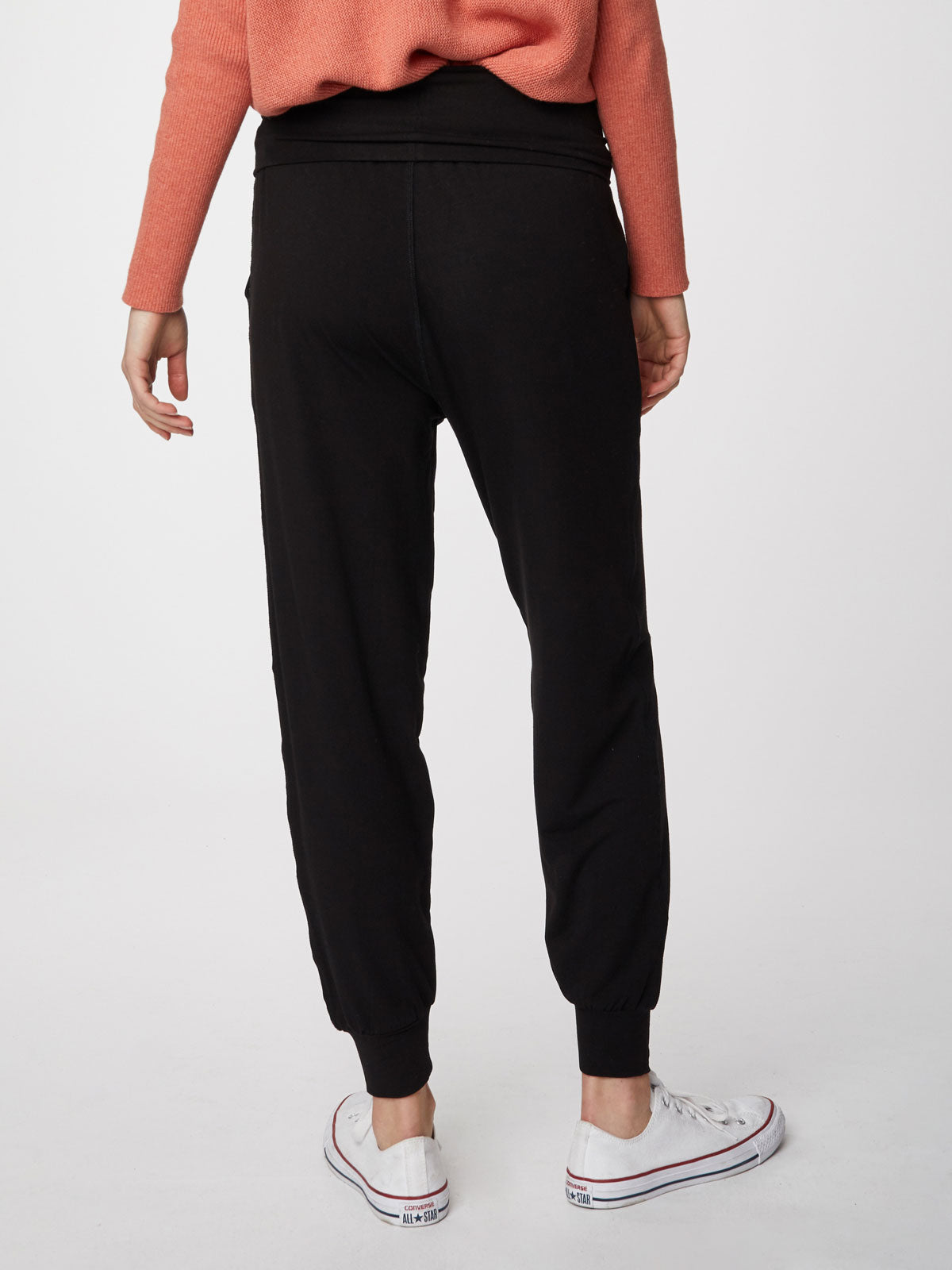 Thought Dashka Slacks for Ladies in Black