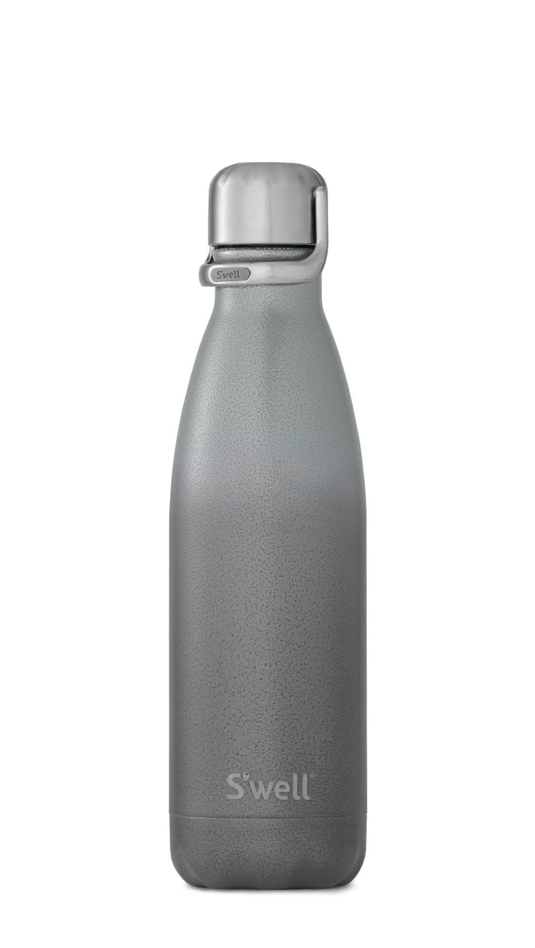 Swell 17oz Travel Bottle with Handle in Zeus Grey