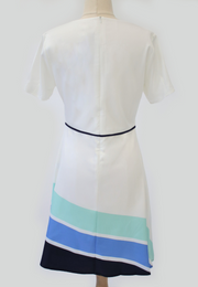 A-line Dress with Digital Print