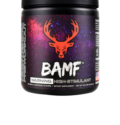 Bucked Up- BAMF Pre Workout