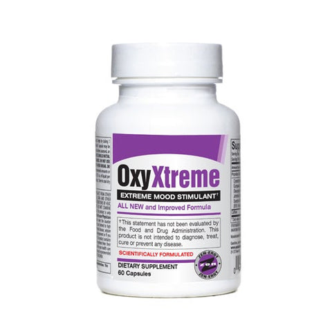 Oxy Extreme - Enhanced Thermogenic Focus Blend