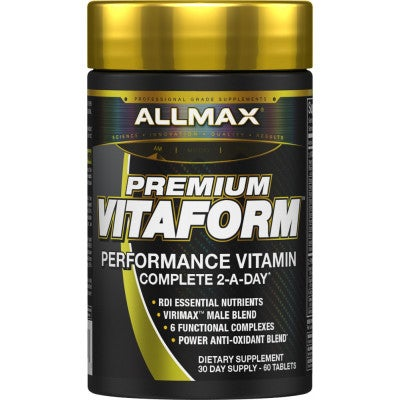 Vitaform Men's Multi Vitamin – AllMax