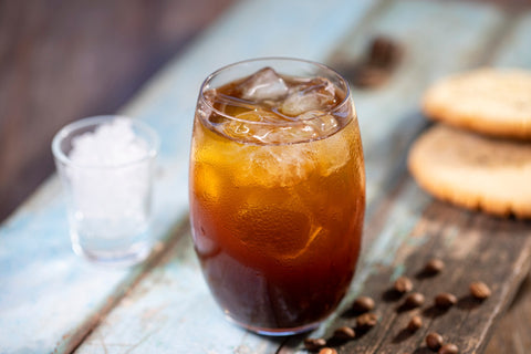 cold brew coffee cold brew with ice