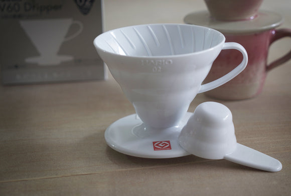 Hario v60 coffee dripper - size 02
