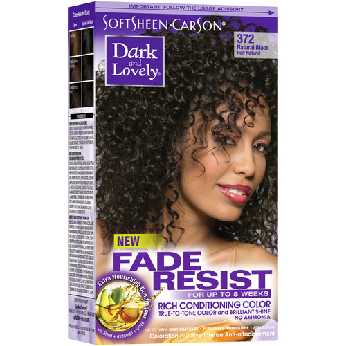 DARK AND LOVELY FADE-RESISTANT RICH CONDITIONING COLOR KIT - All Star Beauty Complex