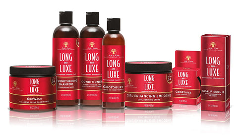As I Am Long and Luxe 7pc Bundle - All Star Beauty Complex