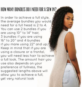 Body Wave (SINGLE BUNDLE) - All Star Beauty Complex