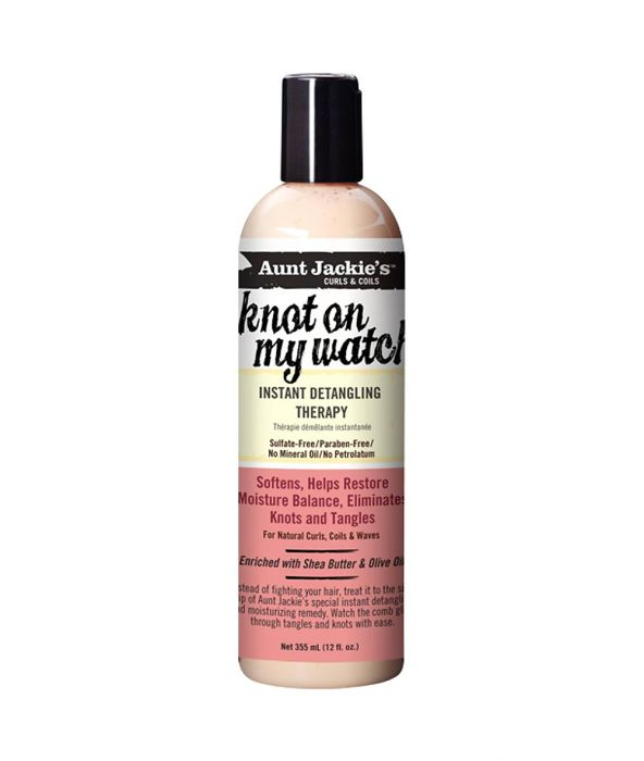 AUNT JACKIE'S KNOT ON MY WATCH INSTANT DETANGLING THERAPY 12 OZ - All Star Beauty Complex