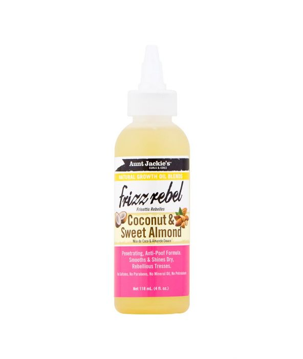 AUNT JACKIE'S FRIZZ REBEL COCONUT & SWEET ALMOND - All Star Beauty Complex