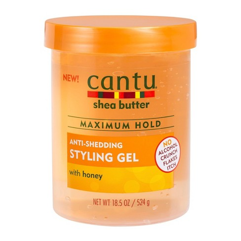 Cantu Shea Butter Anti-Shredding Styling Gel - All Star Beauty Complex