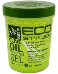 Eco Styler Olive Oil Gel 16 oz - All Star Beauty Complex