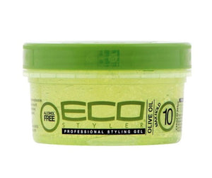 Eco Styler Olive Oil Styling Gel 8 oz - All Star Beauty Complex