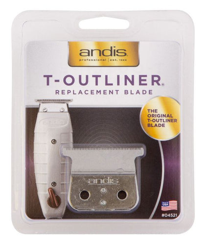 ANDIS T-OUTLINER REPLACEMENT BLADE #04521 - All Star Beauty Complex
