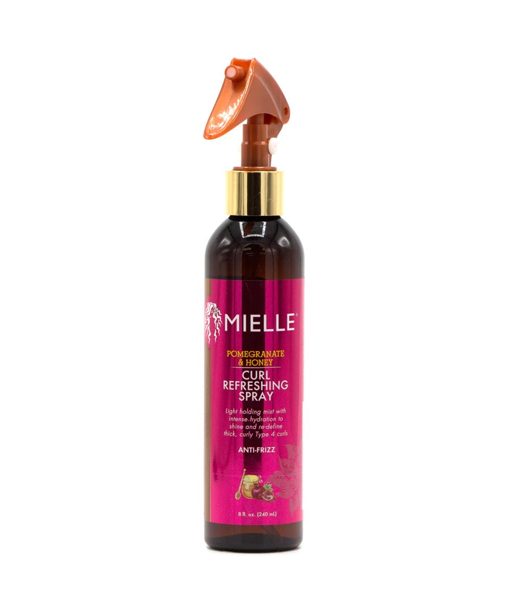 Mielle Organics Pomegranate & Honey Curl Refreshing Spray - All Star Beauty Complex