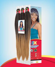 "Load image into Gallery viewer, X-Pression 3x Pre-Stretched Braid 50"" - All Star Beauty Complex"