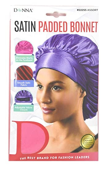Magic Collection Satin Padded Bonnet - All Star Beauty Complex