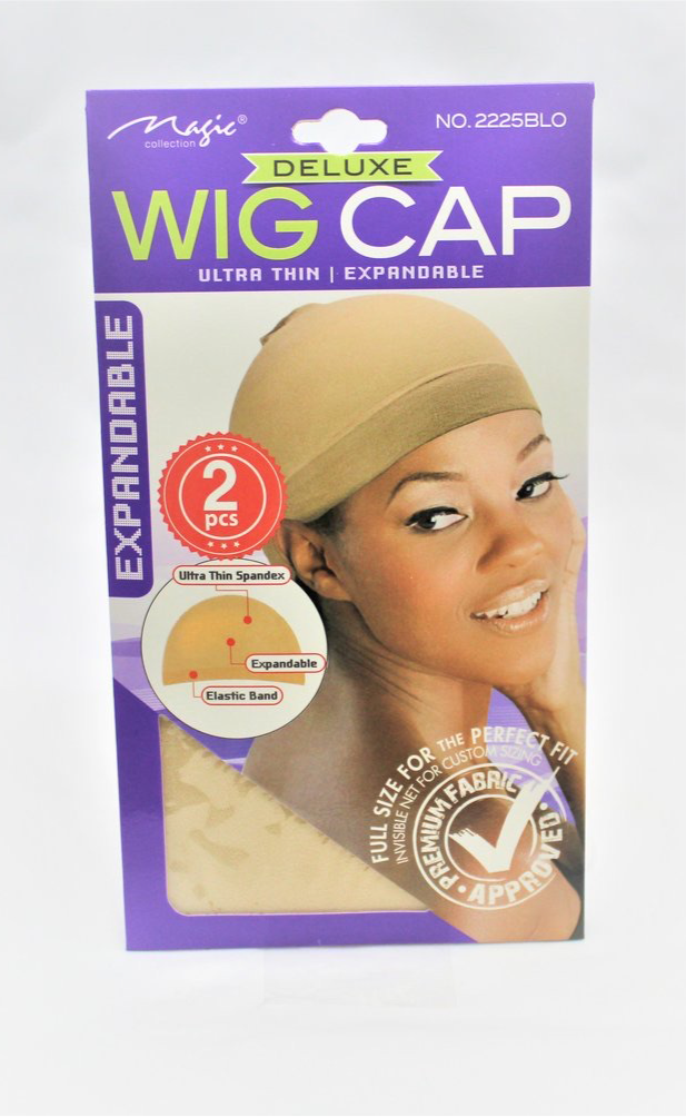 Magic Collection Wig Cap - Blonde - All Star Beauty Complex