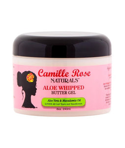 Camille Rose Naturals Aloe Whipped Butter Gel - All Star Beauty Complex