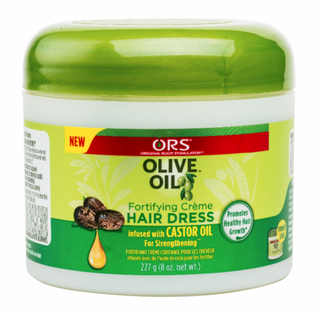 ORS Olive Oil Hairdress 8oz - All Star Beauty Complex