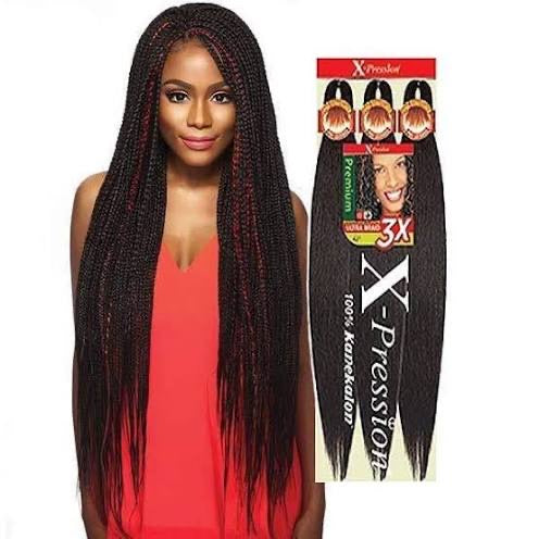 Outre Xpression Ultra Braid  3x Prestretched - All Star Beauty Complex