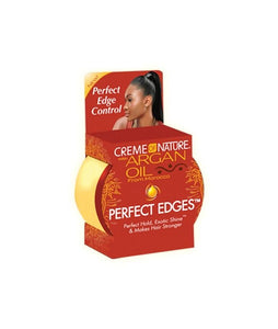 Creme of Nature Argan Oil Perfect Edges Hair Gel - All Star Beauty Complex