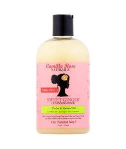 Camille Rose Sweet Ginger Cleansing Rinse - All Star Beauty Complex