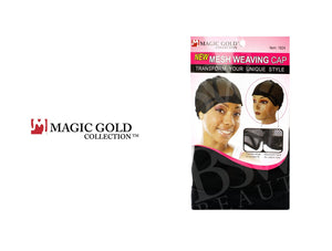 Magic Collection Mesh Weaving cap - All Star Beauty Complex