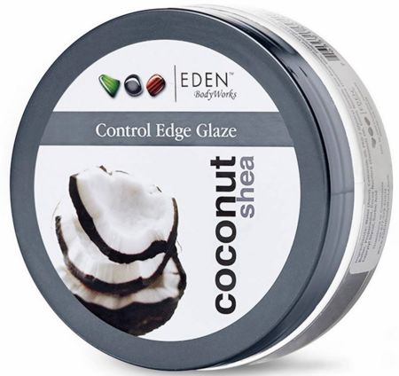 EDEN Bodyworks Coconut Shea Control Edge Glaze 6oz - All Star Beauty Complex