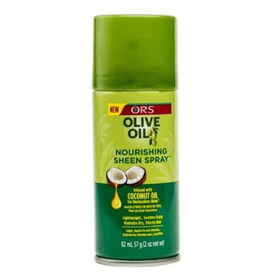 Olive Oil Nourishing Sheen Spray - All Star Beauty Complex