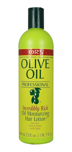 ORS Olive Oil Incredibly Rich Moisturizing hair Lotion - All Star Beauty Complex