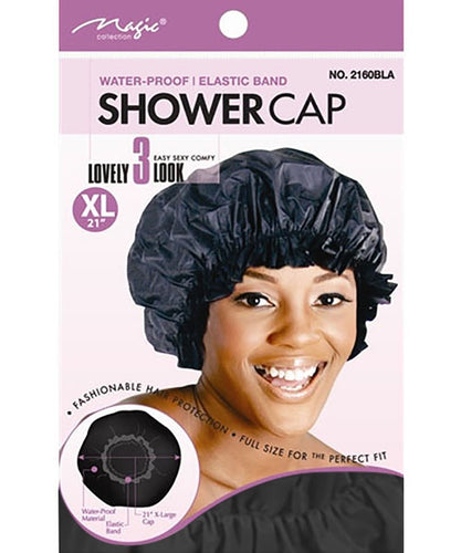 Magic Collection Shower Cap - All Star Beauty Complex