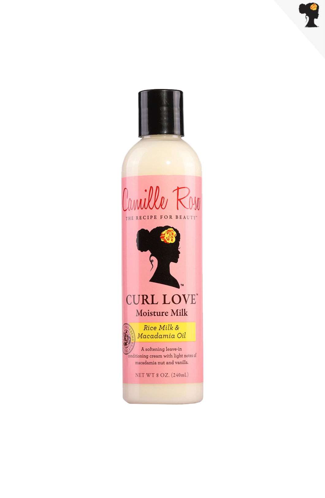 Camille Rose Curl Love Moisture Milk - All Star Beauty Complex