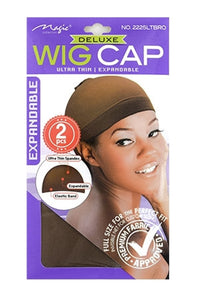 Magic Collection Wig Cap - Light Brown - All Star Beauty Complex