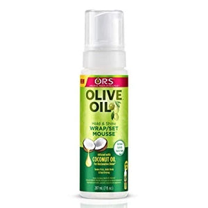 ORS Olive Oil Wrap/Set Mousse - All Star Beauty Complex
