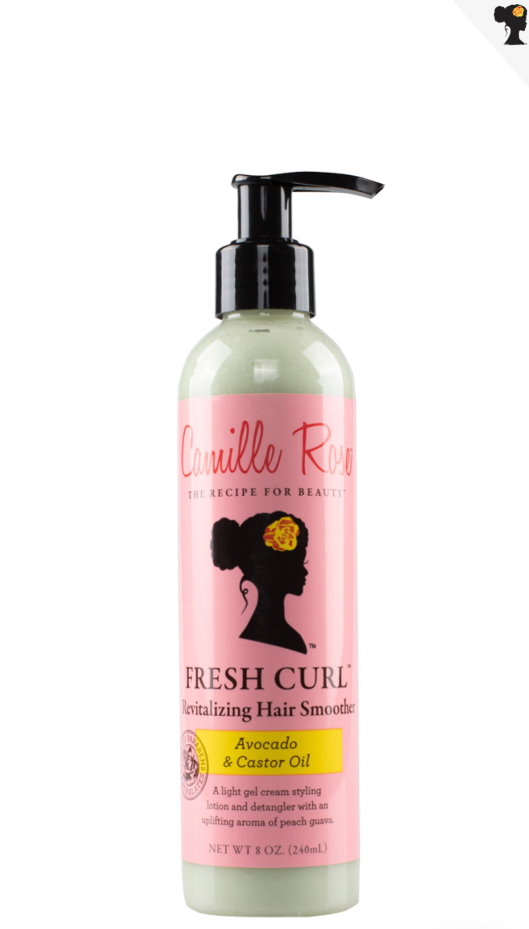 Camille Rose Fresh Curl Revitalizing Hair Smoother - All Star Beauty Complex