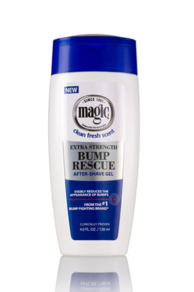 [MAGIC] Bump Rescue After Shave Gel (4.36oz) - All Star Beauty Complex