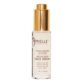 Mielle Organics Pomegranate & Honey Revitalizing Face Serum 1oz - All Star Beauty Complex