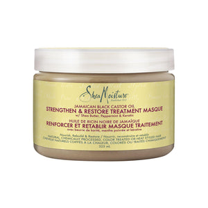 Shea Moisture Jamaican Black Castor Oil Treatment Masque - All Star Beauty Complex
