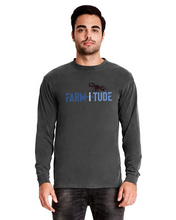Load image into Gallery viewer, Farm-i-tude Long Sleeve Logo Collection