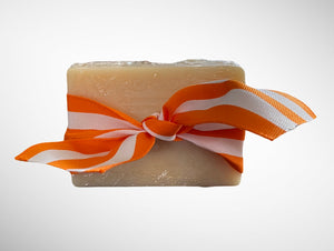 Soap - Frankincense & Orange Goat Milk Healing Bar