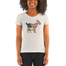 Load image into Gallery viewer, Womans' American Goat t-shirt