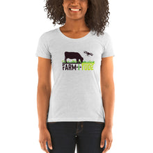 Load image into Gallery viewer, Womans' Drone/Livestock t-shirt