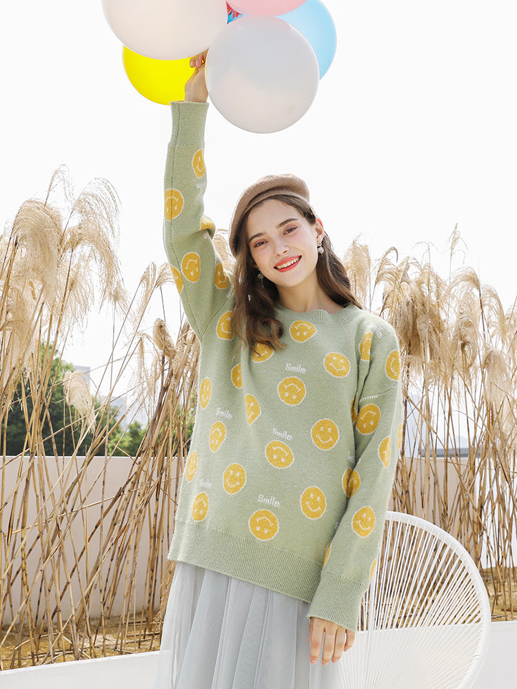 Autumn Harajuku Sweaters & Knitwear