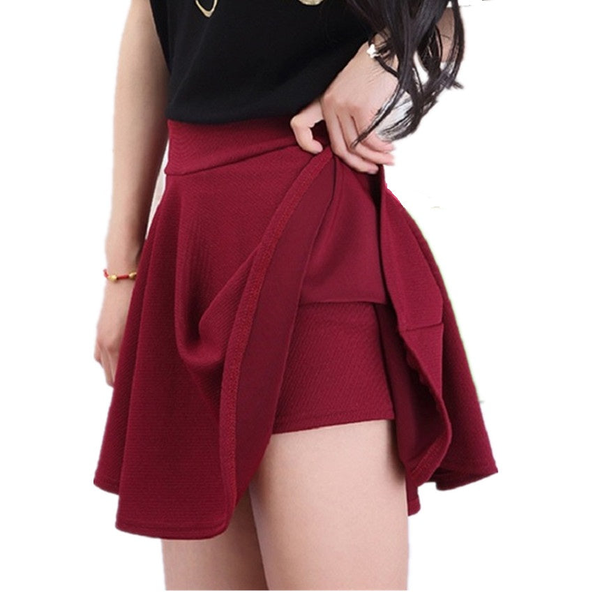 Clobee High Waist Sexy Office Lady Woman Plus Size Skirt